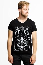 Pánske tričko MF Instinct
