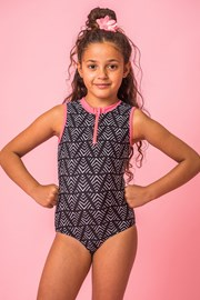 Dievčenské jednodielne plavky Patricie