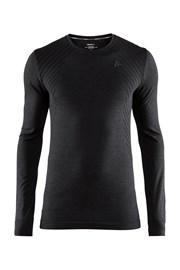 Pánske tričko CRAFT Fuseknit Comfort Black
