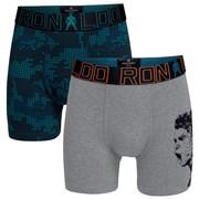 2 pack chlapčenských boxeriek Christiano Ronaldo