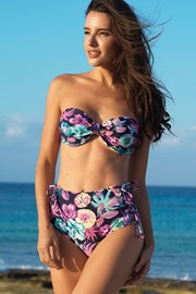 Dámske dvojdielne plavky Fiona bardot