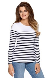 Blúzkové tričko Aldona