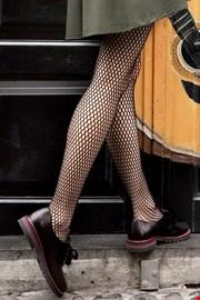 Vzorované pančuchové nohavice Brigitte 10