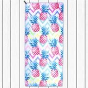 Rýchloschnúca plážová osuška Pineapple