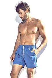 Pánske plavkové šortky DAVID 52 Basic Caicco 041B