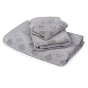 Veľký uterák Charles sivý