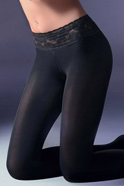 Bokové pančuchové nohavice Exclusiv 40 DEN