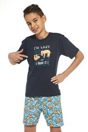 Chlapčenské pyžamo I am lazy