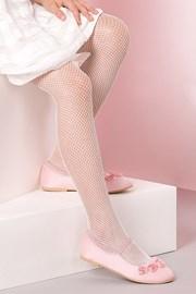 Dievčenské pančuchové nohavice Kabarette