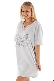 Dámska nočná košeľa Butterfly
