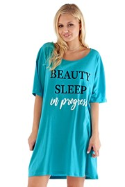 Dámska nočná košeľa Sleep