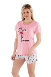 Dámske pyžamo Flamazing krátke