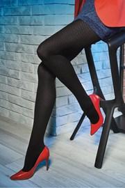 Vzorované pančuchové nohavice Loretta 119 50 DEN