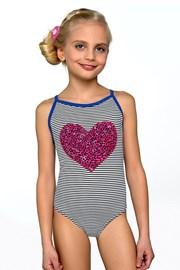 Dievčenské jednodielne plavky Ina