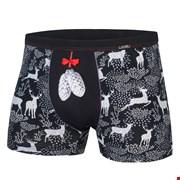 Pánske boxerky CORNETTE Vianočné šišky