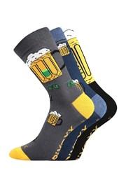 3 pack pánskych ponožiek Pivoxx Mix5