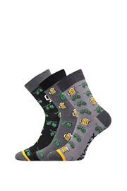 3 pack pánskych ponožiek Pivoxx Mix3