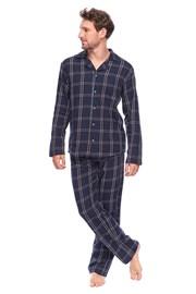 Pánske kabátikové pyžamo David