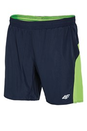 Pánske športové šortky 4f modré