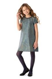 Dievčenské pančuchové nohavice Shiny