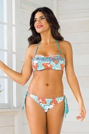Dámske dvojdielne plavky Vacanze Luxury Garden II s kosticami