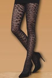 Vzorované pančuchové nohavice Wild Cat 50 DEN