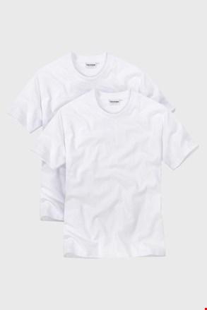 2 pack pánskych tričiek White