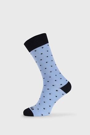 Spoločenské ponožky Fusakle Gentleman Blankytný