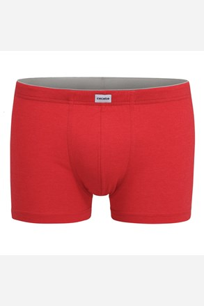 Pánske boxerky červené 3XL plus