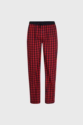 Pánske pyžamové nohavice Mars Red