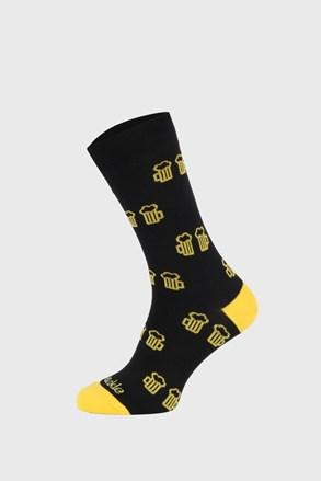 Ponožky Fusakle Na zdravie čierne