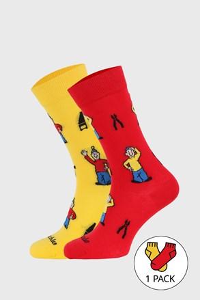 Ponožky Fusakle Pat a Mat