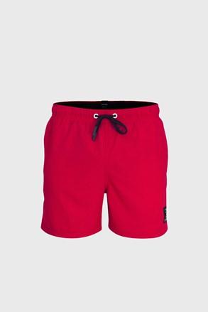 Červené kúpacie šortky Helsinki