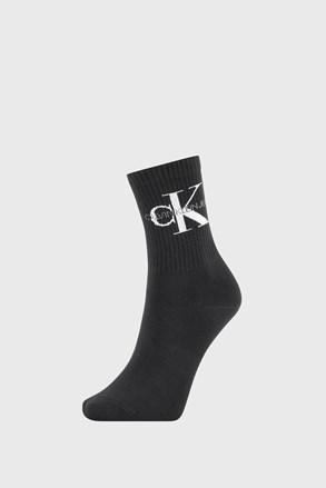 Dámske ponožky Calvin Klein Bowery čierne