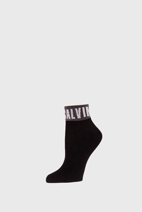Dámske ponožky Calvin Klein Kayla čierne
