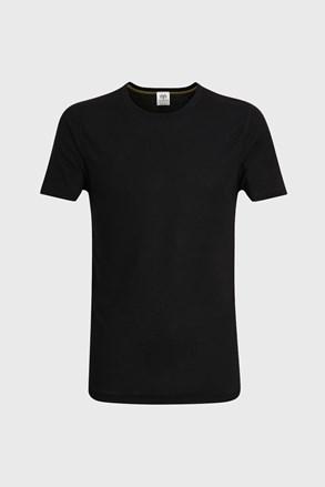 Pánske tričko čierne krátky rukáv