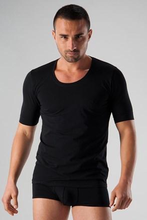 Basic férfi póló fekete