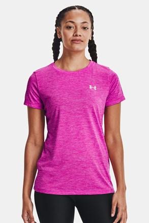 Under Armour Twist sport póló, rózsaszínű