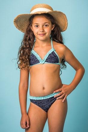 Dievčenské dvojdielne plavky Natalie