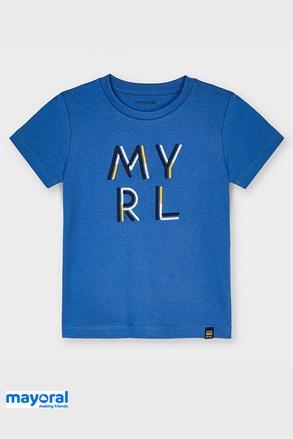 Chlapčenské tričko Mayoral Waves