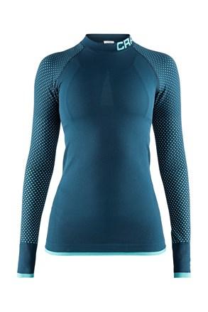Dámske tričko CRAFT Warm Intensity modré
