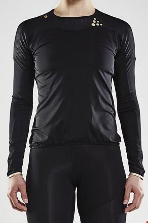 Tričko CRAFT Run Shade LS čierne