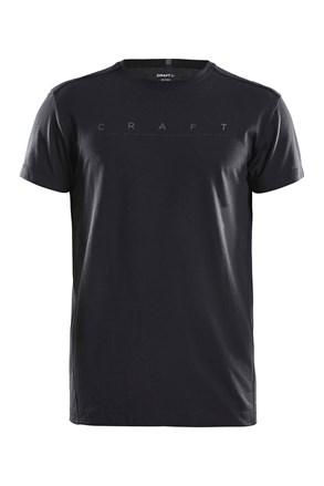 Pánske tričko CRAFT Deft čierne