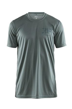 Pánske tričko CRAFT Eaze Graphic zelené