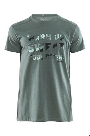 Pánske tričko CRAFT Graphic