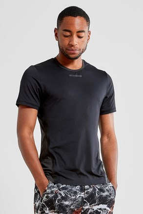 Pánske tričko CRAFT Vent Mesh SS čierne