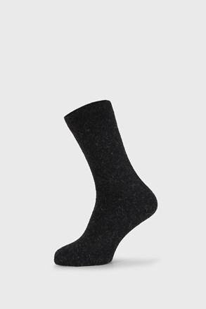 Fekete zokni Angora