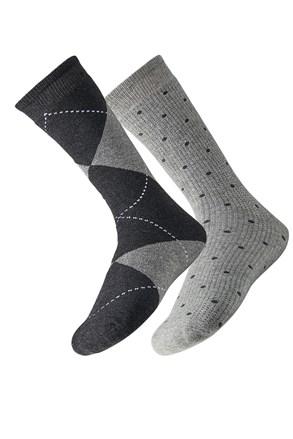2 pack pánskych ponožiek Karel