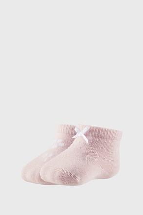 2 PÁR Born lányka zokni