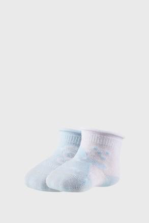 2 PACK chlapčenských ponožiek Born
